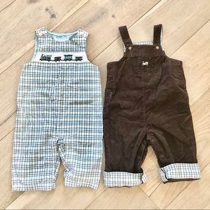 Janie and jack romper bundle 3-6 month